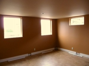 Seattle Interior Media Room Painting After