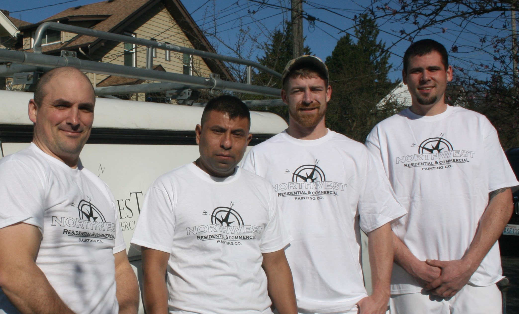 seattle house and commercial painting company