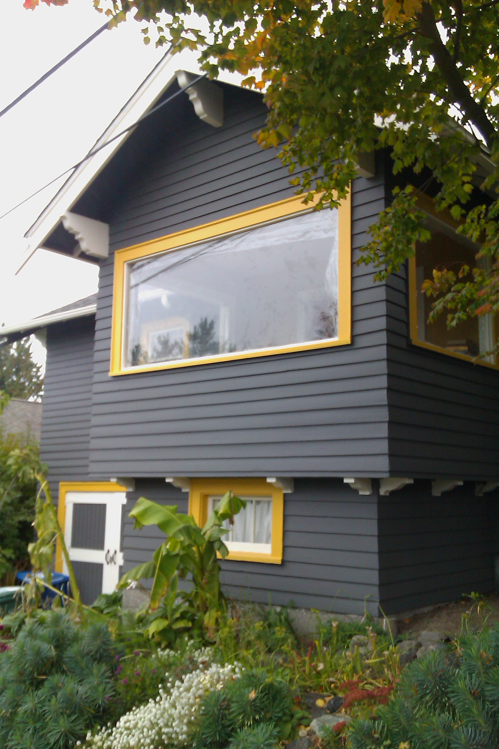 Clark exterior house painting northwest painting company for Exterior house finishes
